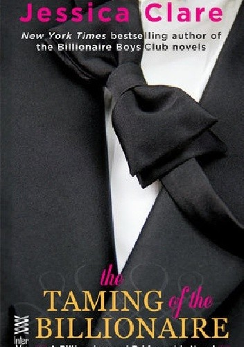 Okładka książki The Taming of the Billionaire