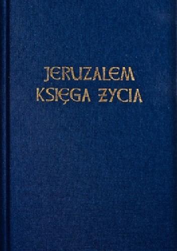 Okładka książki Jeruzalem Księga Życia