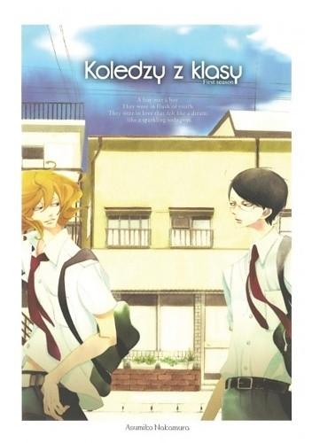 Okładka książki Koledzy z klasy
