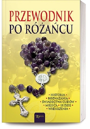 Okładka książki Przewodnik po różańcu