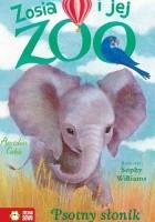 Zosia i jej zoo. Psotny słonik
