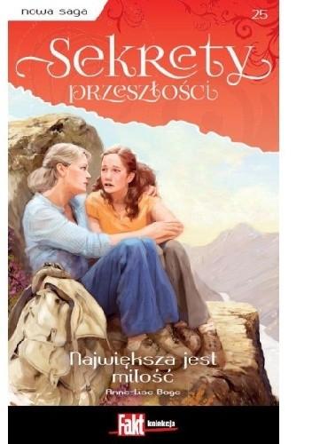 Okładka książki Największa jest miłość