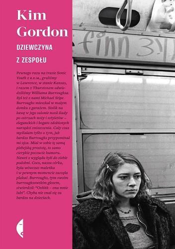 Okładka książki Dziewczyna z zespołu