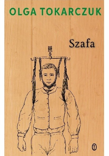 Okładka książki Szafa