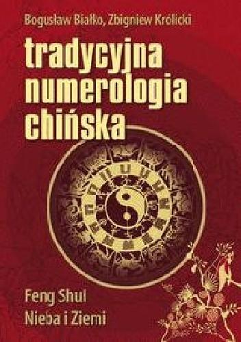 Okładka książki Tradycyjna numerologia chińska