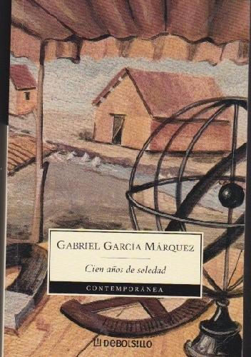 Okładka książki Cien años de soledad