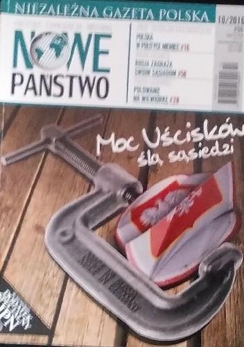 Okładka książki Nowe Państwo, 10/2010