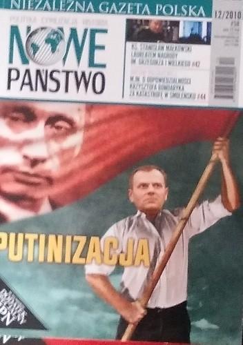 Okładka książki Nowe Państwo, 12/2010