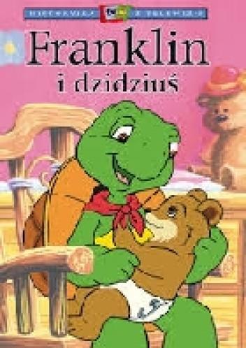Okładka książki Franklin i dzidziuś