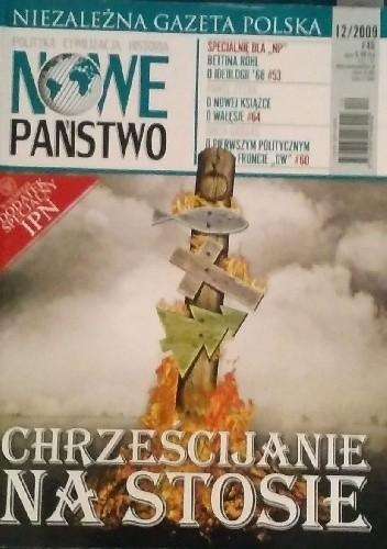 Okładka książki Nowe Państwo, 12/2009