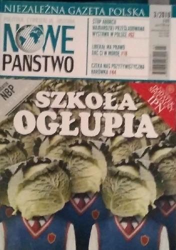 Okładka książki Nowe Państwo, 3/2010