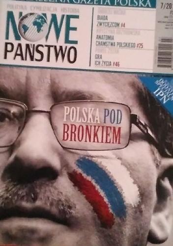 Okładka książki Nowe Państwo, 7/2010