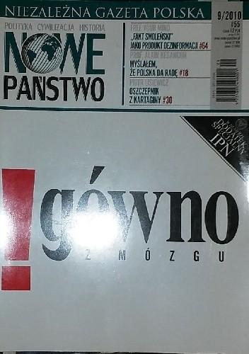 Okładka książki Nowe Państwo, 9/2010