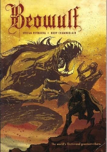 Okładka książki Beowulf. The world's first - and greatest - hero.