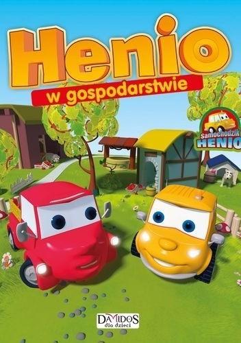 Okładka książki Henio w gospodarstwie