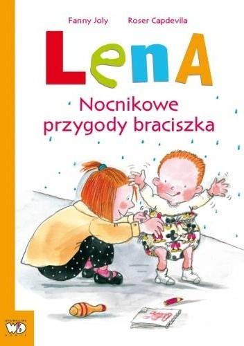 Okładka książki Lena. Nocnikowe przygody braciszka