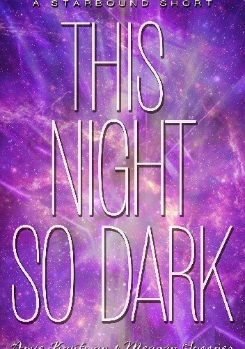 Okładka książki This Night So Dark