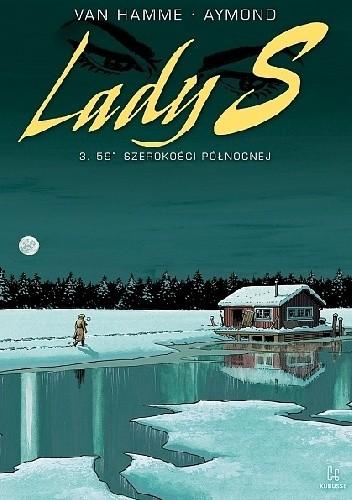 Okładka książki Lady S #3 - 59° szerokości północnej