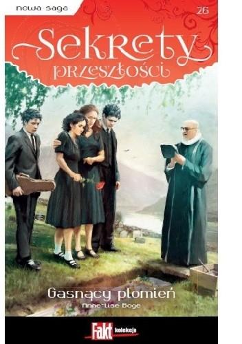Okładka książki Gasnący płomień
