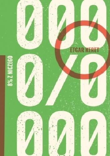 Okładka książki 8% z niczego