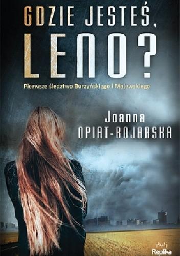 Okładka książki Gdzie jesteś, Leno?