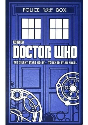 Okładka książki Doctor Who: The Silent Stars Go By. Touched by an Angel