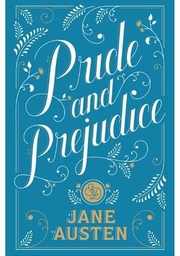 Okładka książki Pride and Prejudice