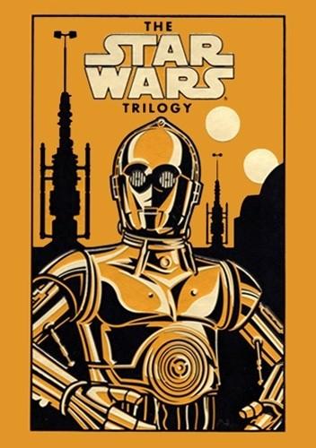 Okładka książki The Star Wars Trilogy