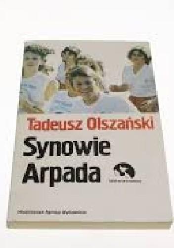 Okładka książki Synowie Arpada