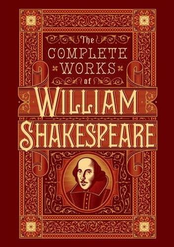 Okładka książki The Complete Works of William Shakespeare