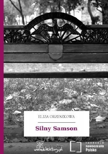 Okładka książki Silny Samson