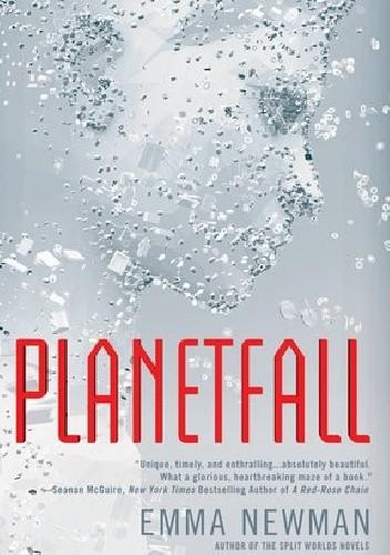 Okładka książki Planetfall