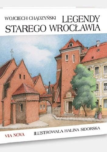 Okładka książki Legendy starego Wrocławia
