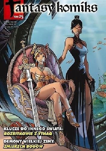 Okładka książki Fantasy Komiks t.25