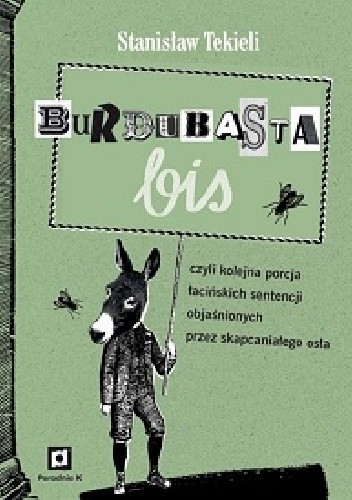 Okładka książki Burdubasta BIS