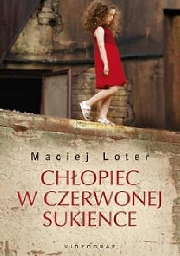 Okładka książki Chłopiec w czerwonej sukience