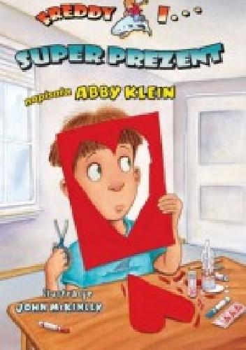 Okładka książki Freddy i... superprezent