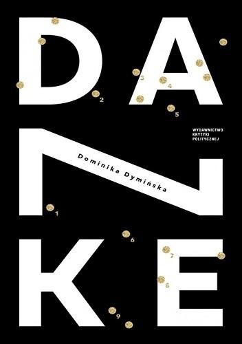 Okładka książki Danke czyli nigdy więcej