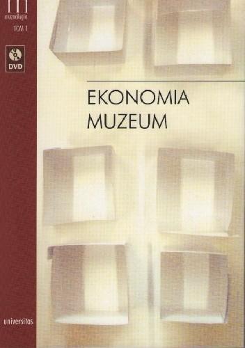 Okładka książki Ekonomia muzeum