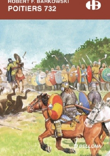 Okładka książki Poitiers 732