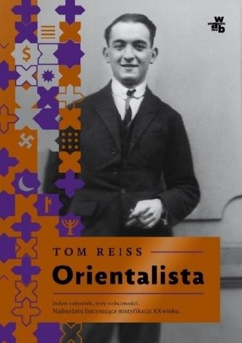 Okładka książki Orientalista