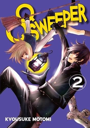 Okładka książki QQ Sweeper #2
