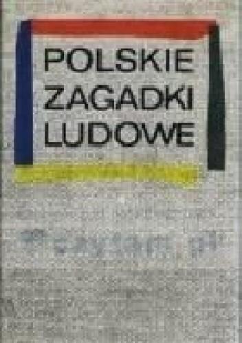 Okładka książki Polskie zagadki ludowe
