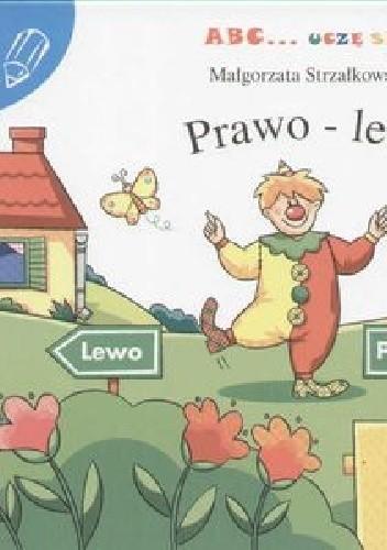Okładka książki ABC Uczę się. Prawo-lewo