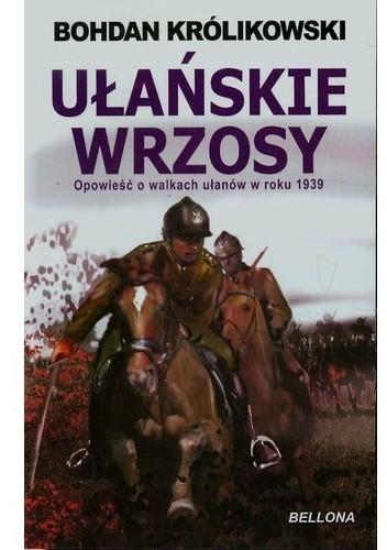 Okładka książki Ułańskie wrzosy