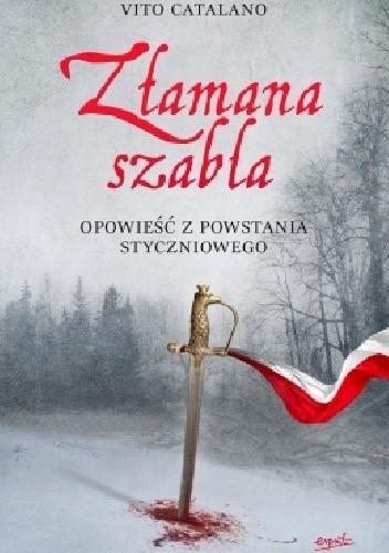 Okładka książki Złamana szabla