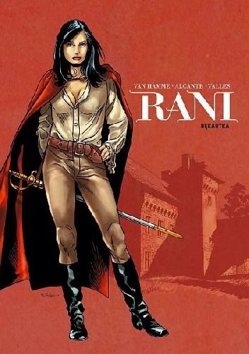 Okładka książki Rani - 1 - Bękartka