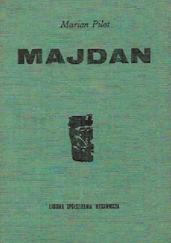 Okładka książki Majdan