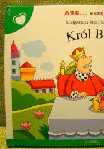Okładka książki ABC Uczę się. Król Bęc