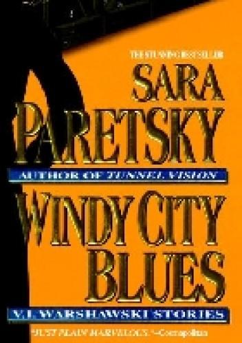 Okładka książki Windy City Blues
